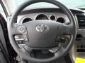 Graphite Steering Wheel Photo for 2012 Toyota Tundra #55999549