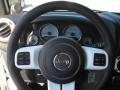 2012 Wrangler Sahara Arctic Edition 4x4 Steering Wheel