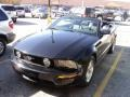 2007 Black Ford Mustang GT Premium Convertible  photo #15