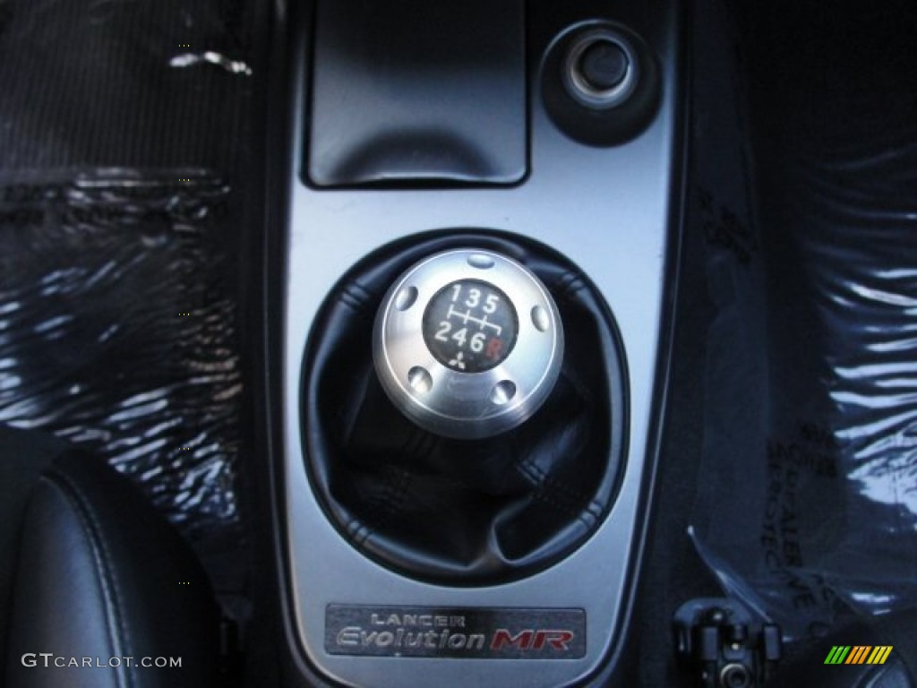 2006 Mitsubishi Lancer Evolution IX MR 6 Speed Manual Transmission Photo #56009392   GTCarLot.com