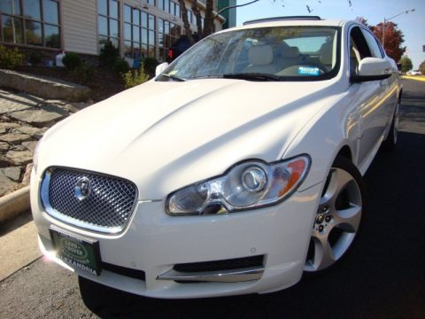 2009 jaguar xf supercharged data info and specs. Black Bedroom Furniture Sets. Home Design Ideas