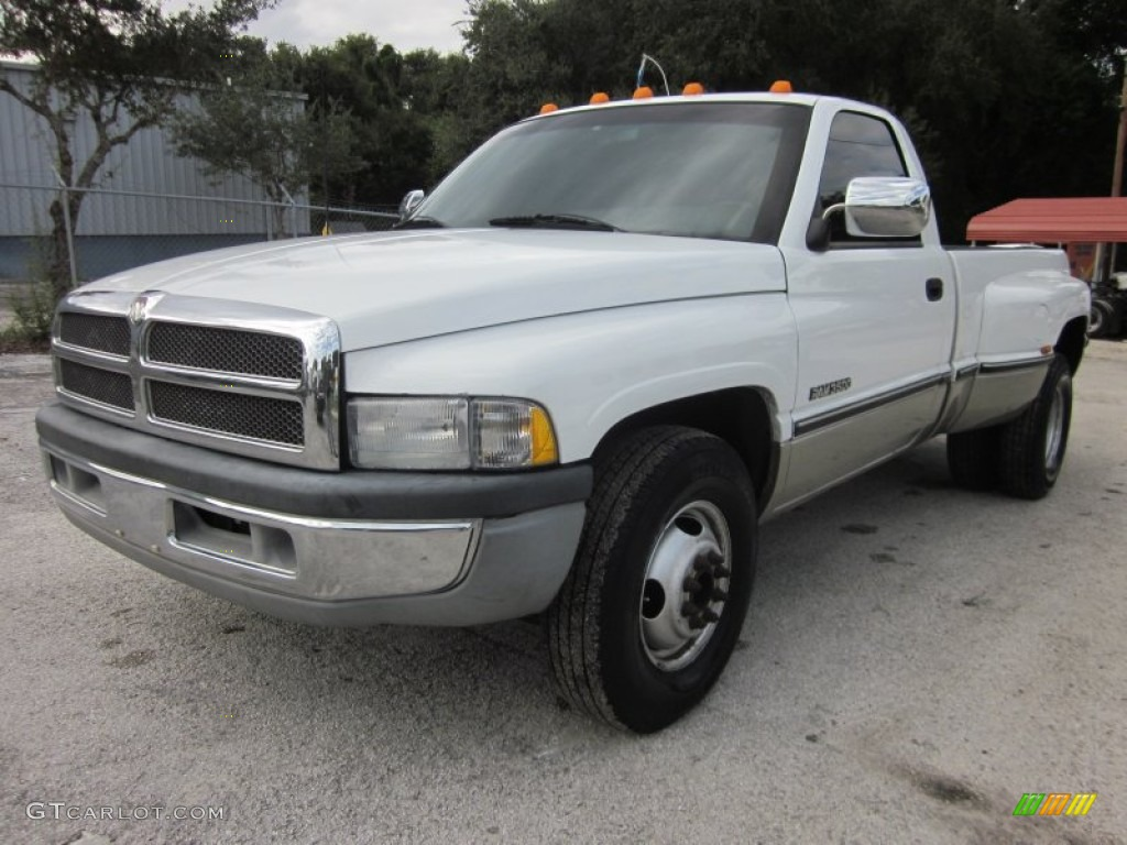 1997 Dodge Ram 3500 Laramie Regular Cab 4x4 Dually Exterior Photos ...