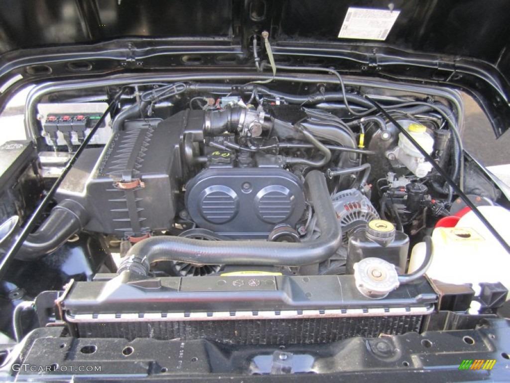 2.4 l jeep wrangler