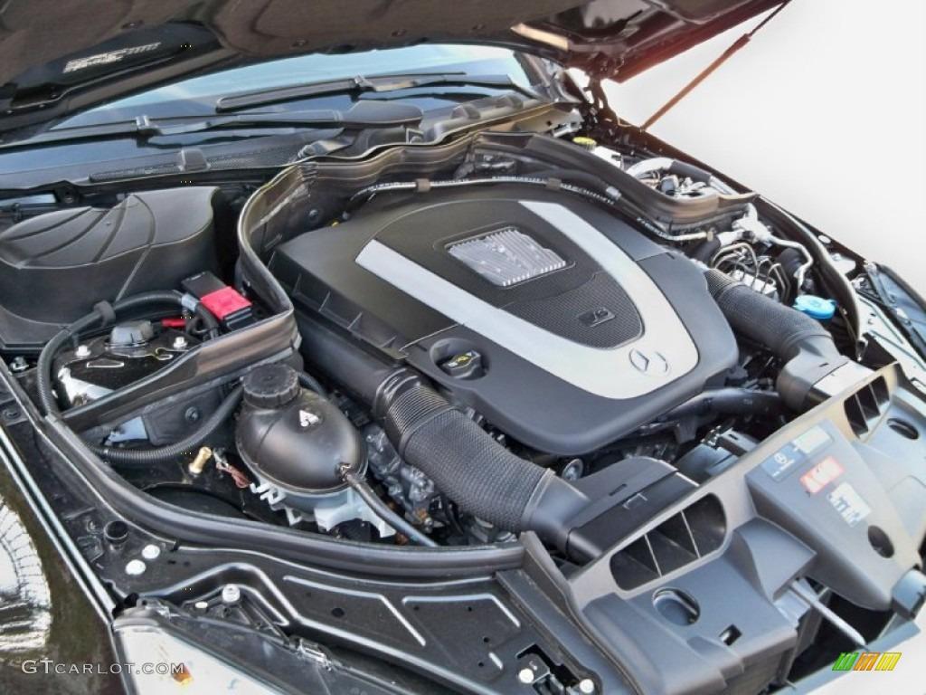 2011 mercedes benz e 350 coupe 3 5 liter dohc 24 valve vvt for Mercedes benz 3 5 v6 engine