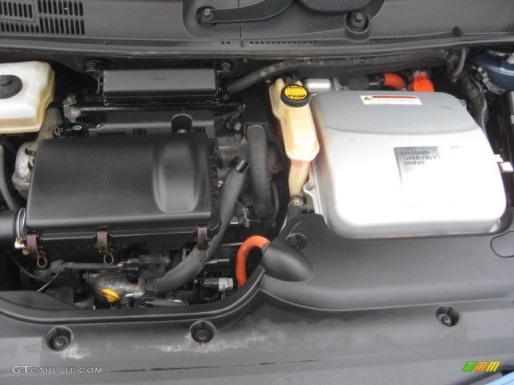 2006 Toyota Prius Hybrid 1 5 Liter Dohc 16 Valve Vvt I 4