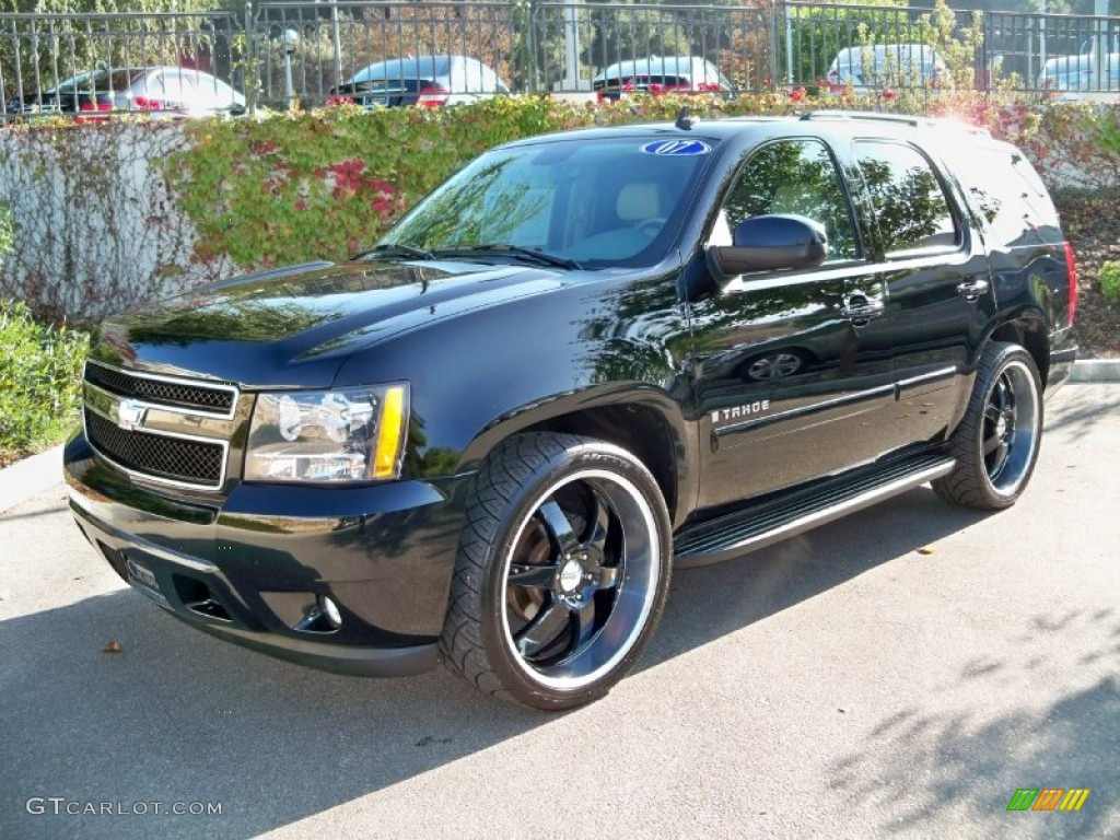 Difference In The Ls Lt Ltz 2007 Chevy Tahoe | Autos Post