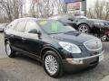 2008 Carbon Black Metallic Buick Enclave CXL AWD  photo #7