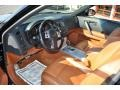 Brick/Black Interior Photo for 2004 Infiniti FX #56046392