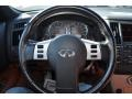 Brick/Black Steering Wheel Photo for 2004 Infiniti FX #56046428