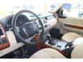 Ivory/Black Interior Photo for 2007 Land Rover Range Rover #56046710