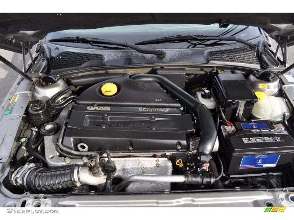 2001 Saab 9
