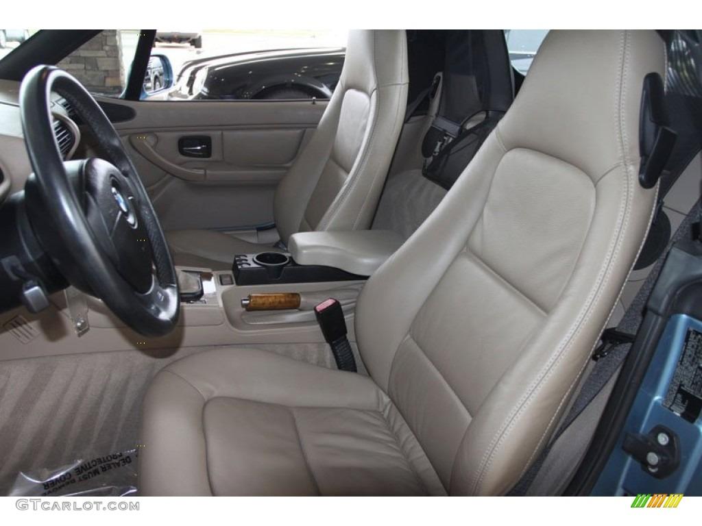 beige interior 2002 bmw z3 roadster photo 56051285