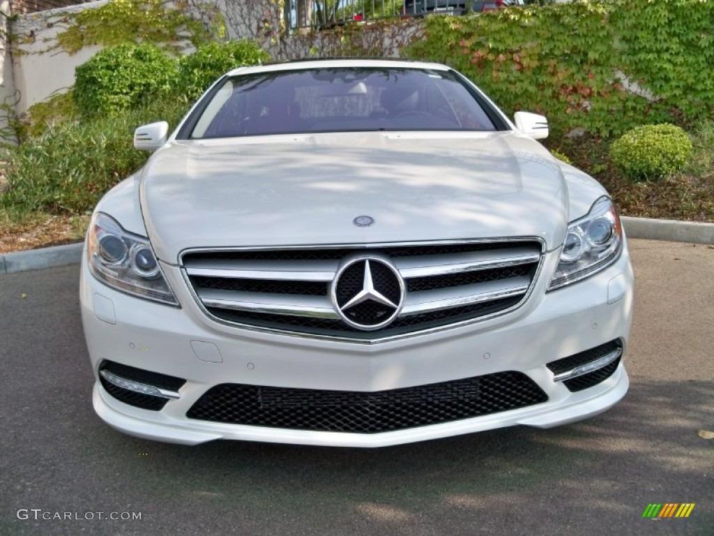 2012 diamond white metallic mercedes benz cl 550 4matic 56013371 photo 5 car. Black Bedroom Furniture Sets. Home Design Ideas