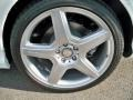 2012 Mercedes-Benz CL 550 4MATIC Wheel and Tire Photo