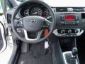 Controls of 2012 Rio Rio5 LX Hatchback