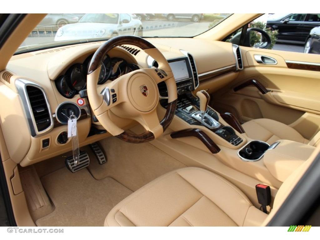 2012 porsche cayenne s interior photo 56061458 for Porsche cayenne interior images