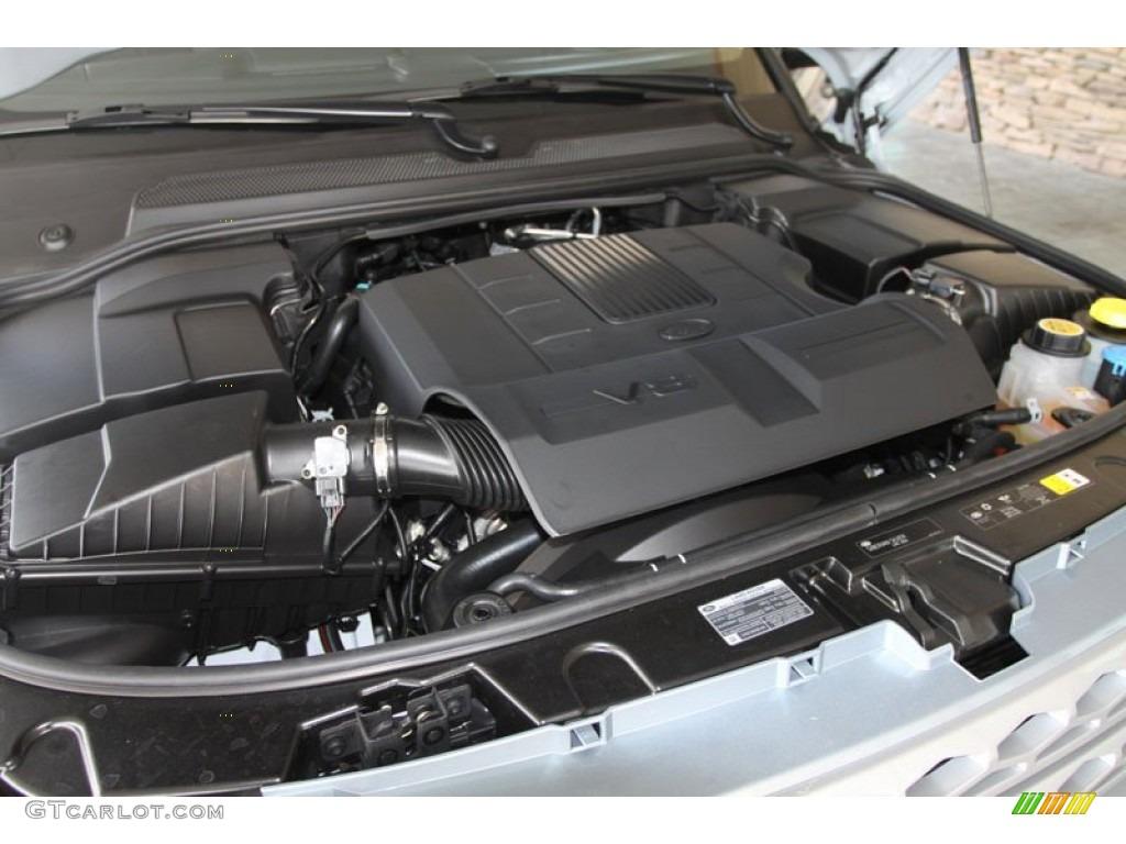 2012 Land Rover Lr4 Hse Lux 5 0 Liter Gdi Dohc 32 Valve