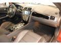 2011 Jaguar XK Warm Charcoal/Warm Charcoal/Cranberry Interior Dashboard Photo