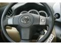 Sand Beige Steering Wheel Photo for 2011 Toyota RAV4 #56069939