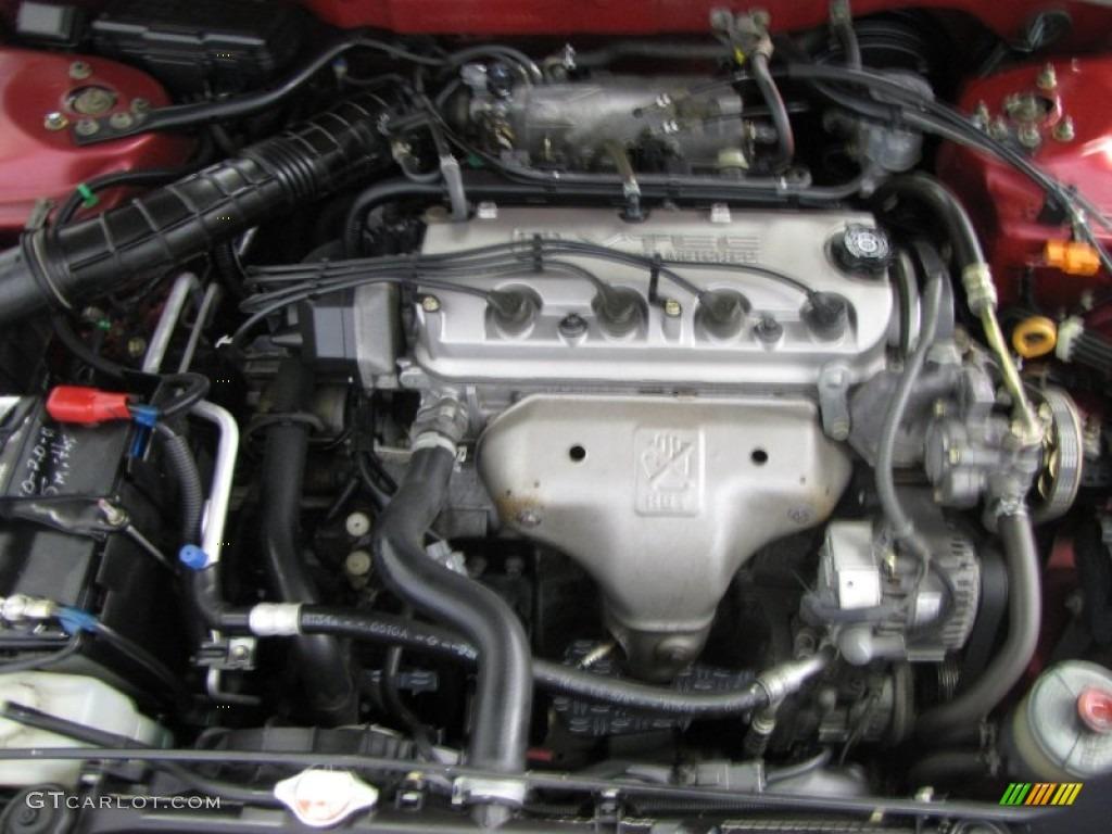 2000 Honda Accord Se Sedan 2 3l Sohc 16v Vtec 4 Cylinder