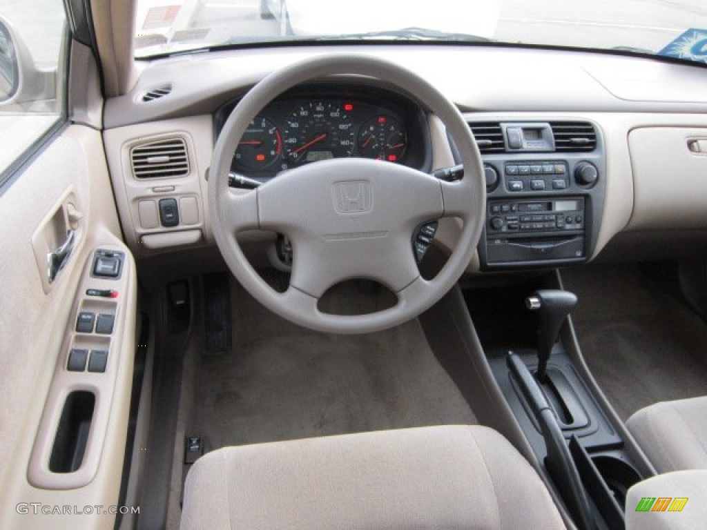 2000 Honda Accord Lx Sedan Ivory Dashboard Photo 56072445 Gtcarlot Com