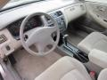 Ivory 2000 Honda Accord Interiors