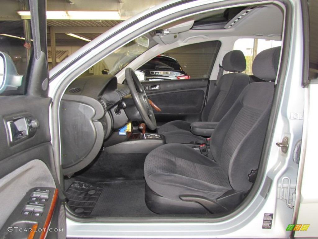 Black interior 2000 volkswagen passat gls v6 sedan photo 56072807 for Volkswagen passat 2000 interior