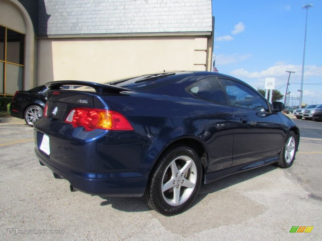 Eternal Blue Pearl 2002 Acura RSX Sports Coupe Exterior ...
