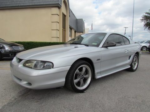 1998 Ford Mustang Gt Coupe Data Info And Specs