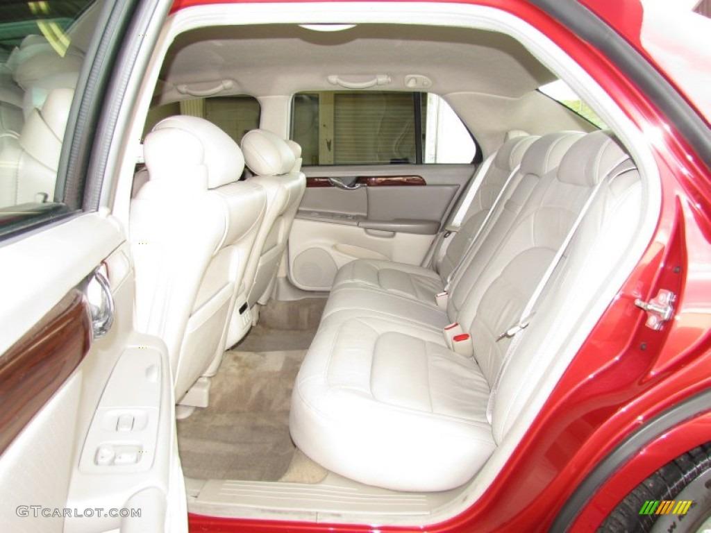 2005 Cadillac Deville Dts Interior Photos