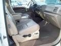 Medium Parchment Interior Photo for 2002 Ford F350 Super Duty #56078099