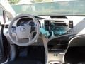 2012 Predawn Gray Mica Toyota Sienna SE  photo #29