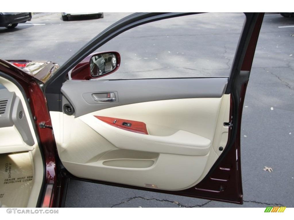 2008 lexus es 350 cashmere door panel photo 56094863 - Www wayook es panel ...