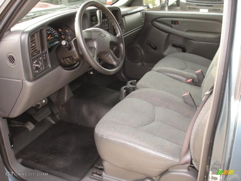 2006 Chevy Silverado Interior