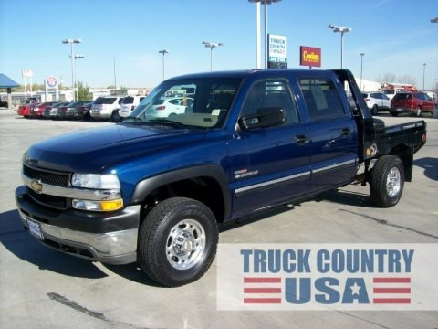 2001 chevrolet silverado 2500hd ls crew cab 4x4 chassis. Black Bedroom Furniture Sets. Home Design Ideas
