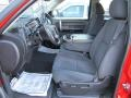 Ebony Interior Photo for 2008 Chevrolet Silverado 1500 #56119594