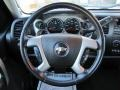 Ebony Steering Wheel Photo for 2008 Chevrolet Silverado 1500 #56119621