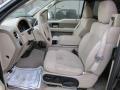 Tan Interior Photo for 2005 Ford F150 #56119925