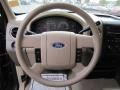 Tan Steering Wheel Photo for 2005 Ford F150 #56119943