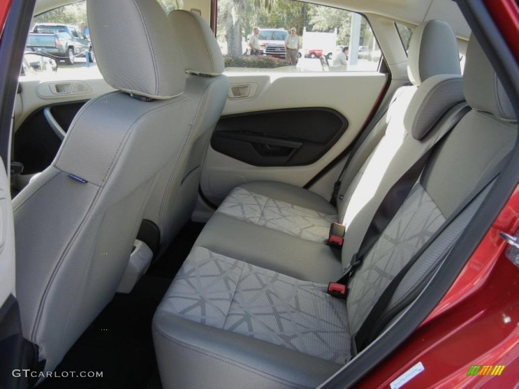 2012 Ford Fiesta Se Sedan Interior Photo 56125805