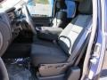 2012 Imperial Blue Metallic Chevrolet Silverado 1500 LT Extended Cab 4x4  photo #8