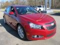 Crystal Red Metallic 2012 Chevrolet Cruze Gallery