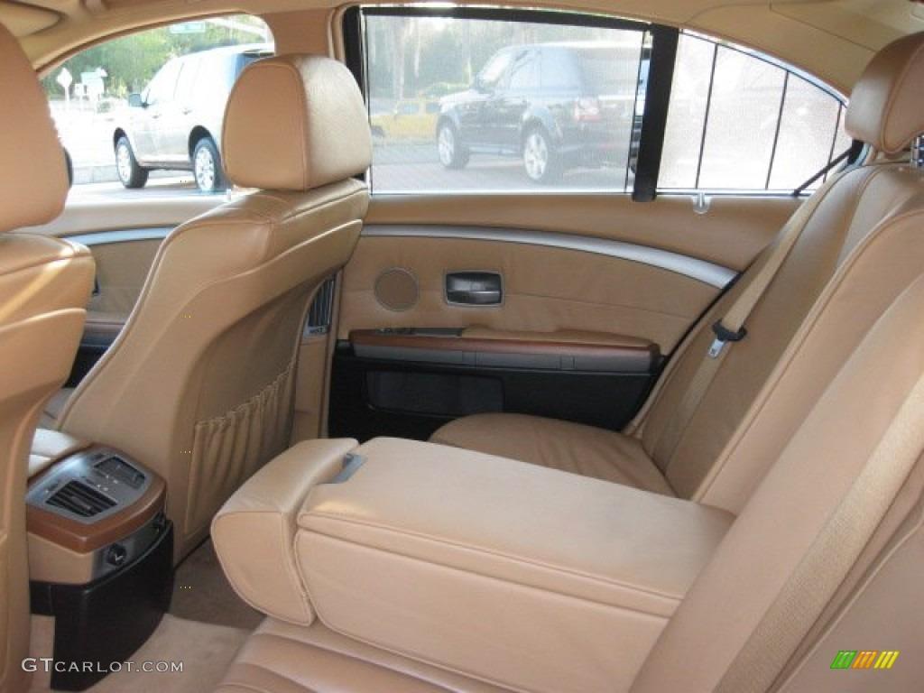 2004 BMW 7 Series 745i Sedan Interior Photo 56135510