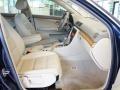 Beige Interior Photo for 2008 Audi A4 #56136170