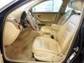 Beige Interior Photo for 2008 Audi A4 #56136230