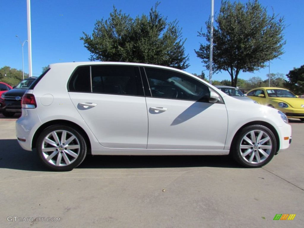 candy white 2010 volkswagen golf 4 door tdi exterior photo. Black Bedroom Furniture Sets. Home Design Ideas