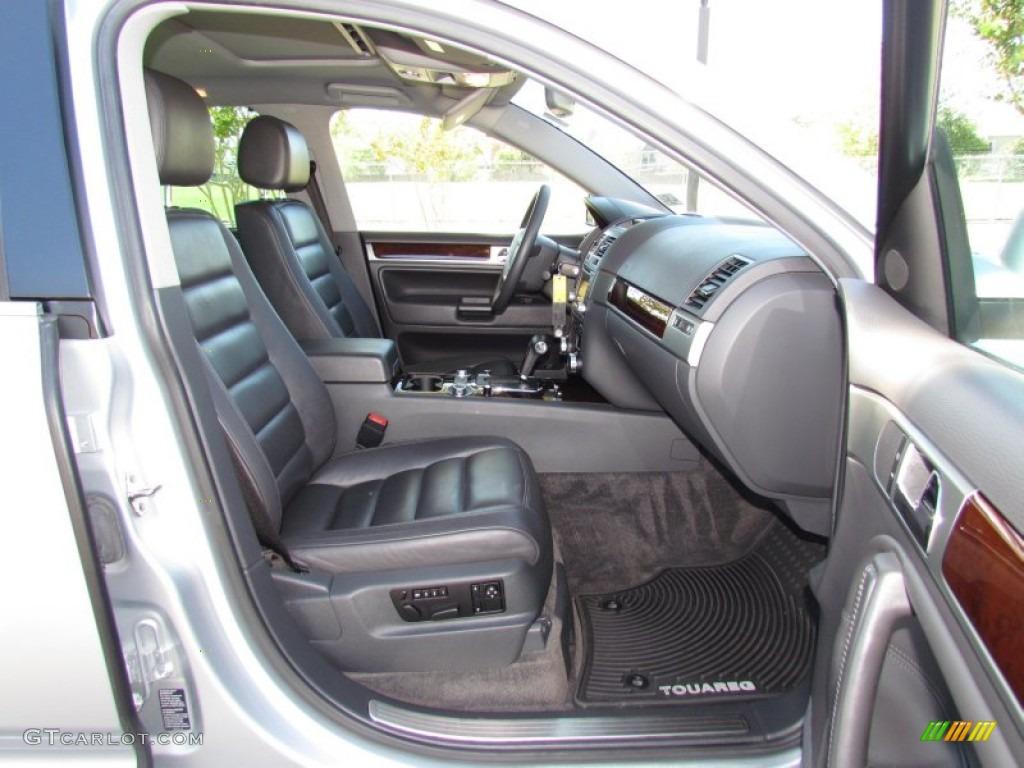 2005 Volkswagen Touareg V8 Interior Photo 56136995