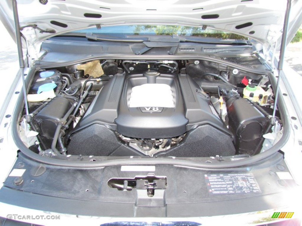 2005 Volkswagen Touareg V8 Engine Photos Gtcarlot Com