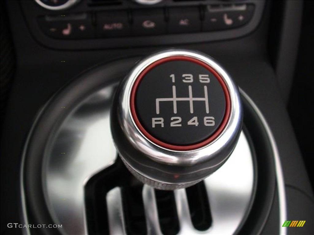 2012 Audi R8 Spyder 5.2 FSI quattro 6 Speed Manual ...