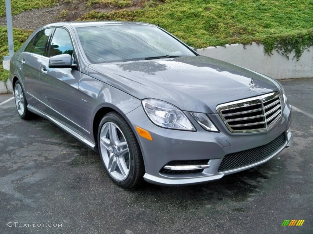 Palladium silver metallic 2012 mercedes benz e 350 sedan for Mercedes benz e 350 2012